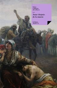 Amar después de la muerte - copertina