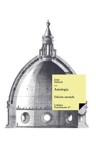 Antología - copertina