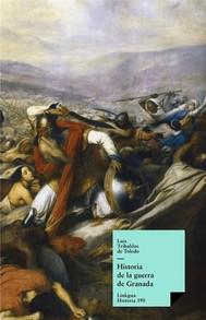 Historia de la guerra de Granada - copertina