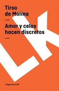 Amor y celos hacen discretos - copertina