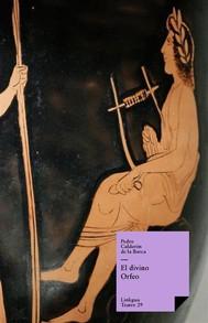El divino Orfeo - copertina