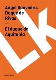 El duque de Aquitania - copertina
