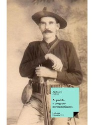 Al pueblo y congreso norteamericanos - copertina