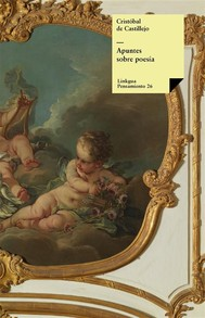 Apuntes sobre poesía - copertina