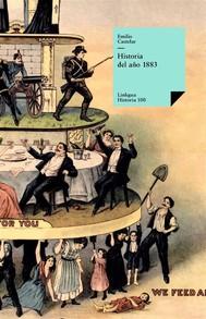 Historia del año 1883 - copertina