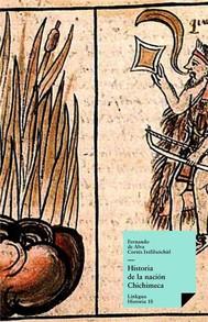 Historia de la nación Chichimeca - copertina