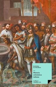 Historia eclesiástica indiana - copertina
