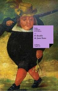 El desafío de Juan Rana - copertina