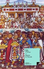 Historia de Tlaxcala - copertina