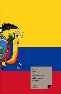 Constitución de Ecuador de 1998 - Librerie.coop