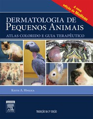 Dermatologia De Pequenos Animais - copertina