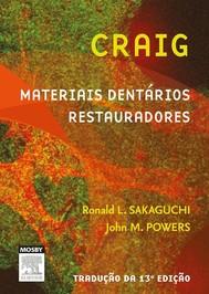 Craig`s Materiais Dentários: Restauradores - copertina