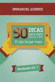 50 dicas para você dominar o iPad e não largar mais - copertina