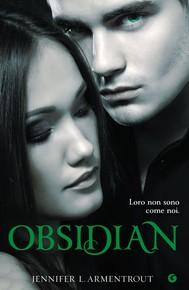 Obsidian - copertina