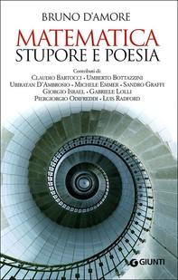 Matematica, stupore e poesia - Librerie.coop