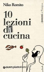 10 lezioni di cucina - copertina