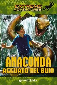 Anaconda. Agguato nel buio - copertina