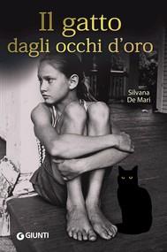 Il gatto dagli occhi d'oro - copertina
