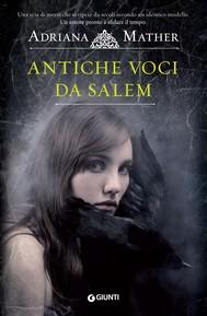 Antiche voci da Salem - copertina