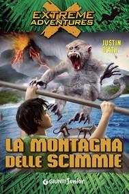 La montagna delle scimmie - copertina
