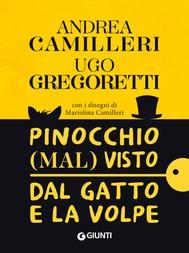 Pinocchio (mal) visto dal Gatto e la Volpe - copertina
