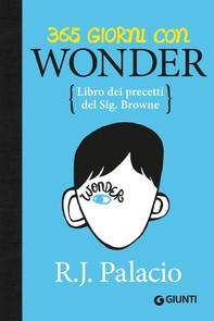 365 giorni con Wonder - Librerie.coop