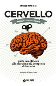 Cervello. Manuale dell'utente - copertina
