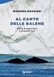 Al canto delle balene - copertina