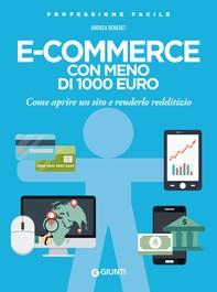 E-commerce con meno di 1000 euro - Librerie.coop