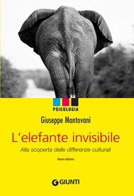 L'elefante invisibile - copertina