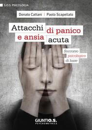 Attacchi di panico e ansia acuta - copertina