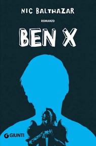 Ben X - copertina