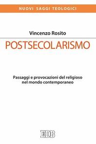 Postsecolarismo - Librerie.coop
