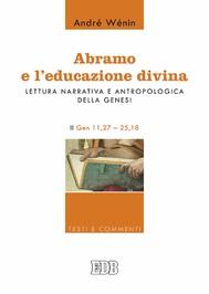 Abramo e l'educazione divina - copertina
