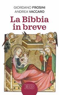 La Bibbia in breve - Librerie.coop