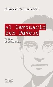 Al santuario con Pavese - copertina