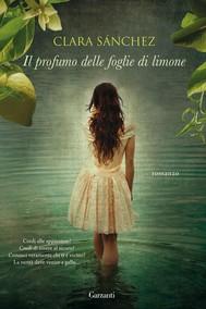 Il profumo delle foglie di limone - copertina