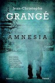 Amnesia - copertina