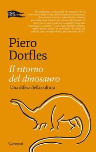 Il ritorno del dinosauro - Librerie.coop