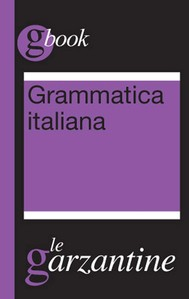 Grammatica italiana - copertina
