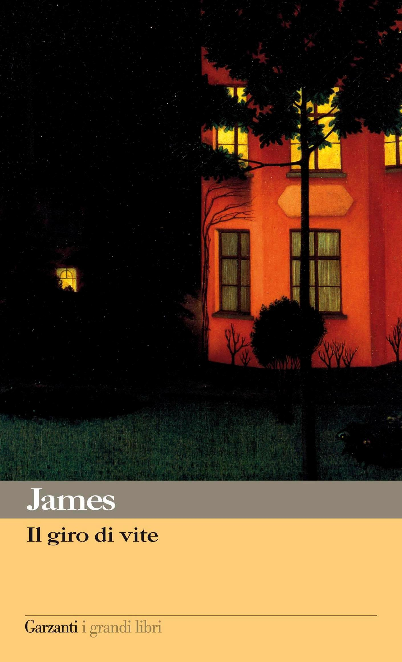 giro di vite  Il giro di vite, Henry James | Ebook Bookrepublic