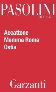 Accattone - Mamma Roma - Ostia - copertina