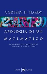 Apologia di un matematico - copertina