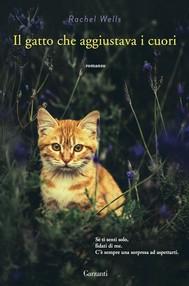 Il gatto che aggiustava i cuori - copertina