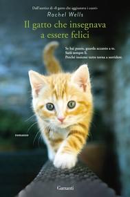 Il gatto che insegnava a essere felici - copertina