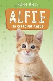 Alfie un gatto per amico - copertina