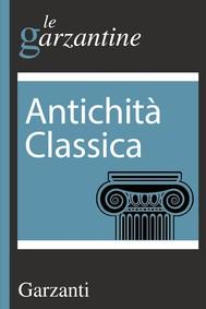 Antichità classica - copertina