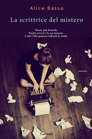 La scrittrice del mistero - copertina
