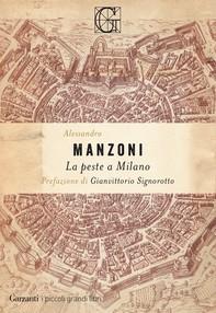 La peste a Milano - Librerie.coop
