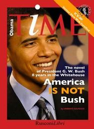 America is not Bush - copertina